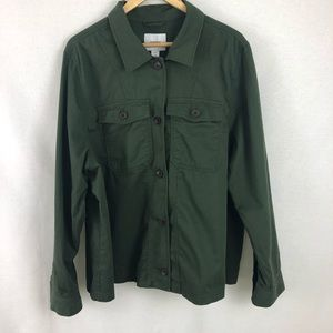 Old Navy Army Green Jacket XXL